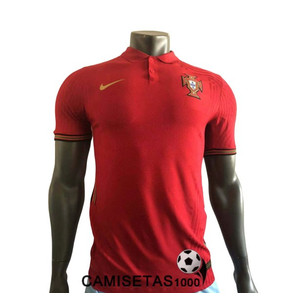 camiseta portugal primera version player 2020
