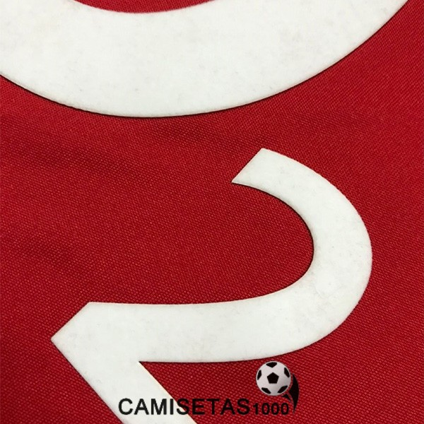 camiseta primera arsenal retro 2004-2005