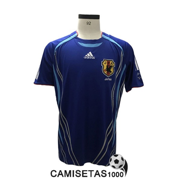 camiseta primera japon retro 2006-2008