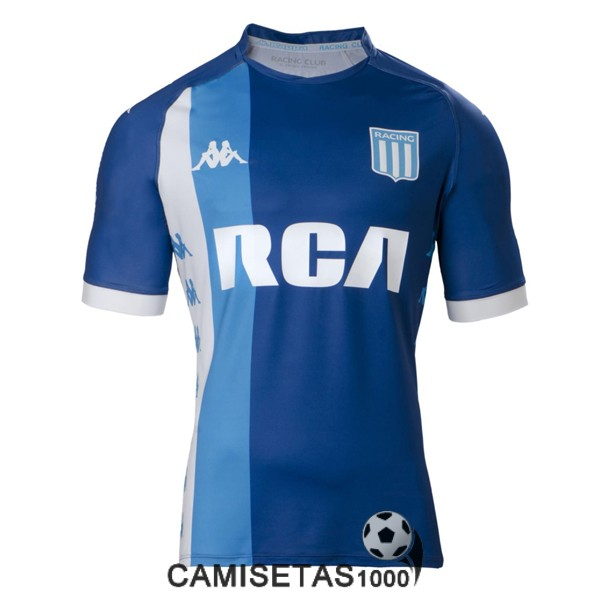 camiseta racing club segunda 2018-2019