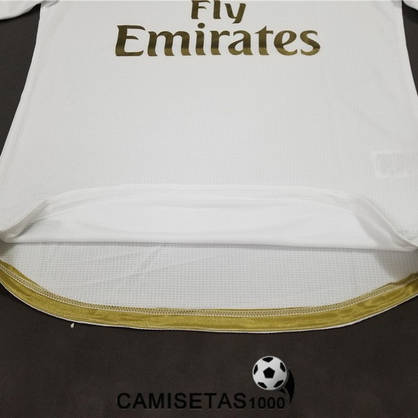 camiseta real madrid primera version player 2019-2020<br /><span class=