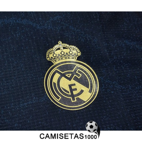camiseta real madrid segunda version player 2019-2020