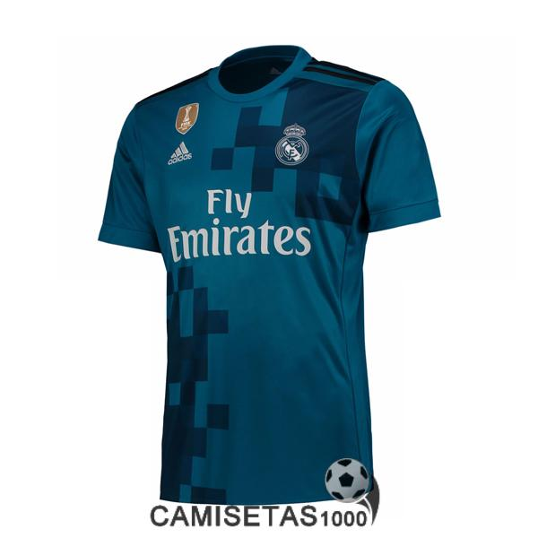 camiseta real madrid tercera 2017 2018