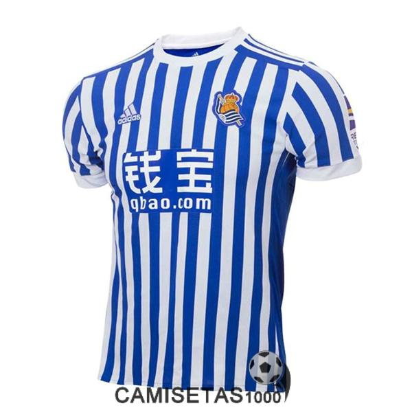 Camiseta Real Sociedad deportivas
