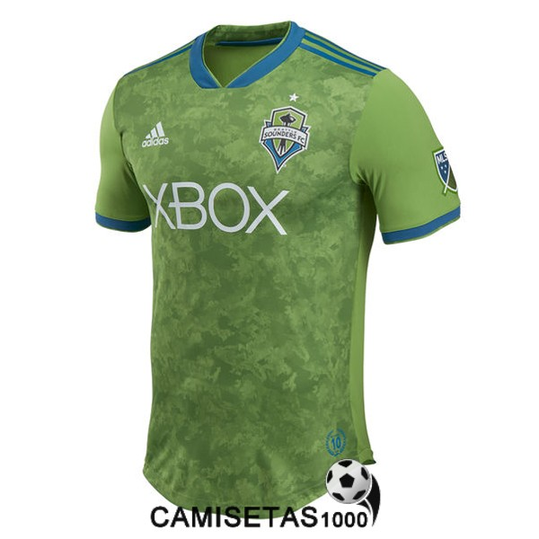 camiseta seattle sounders primera 2018 2019