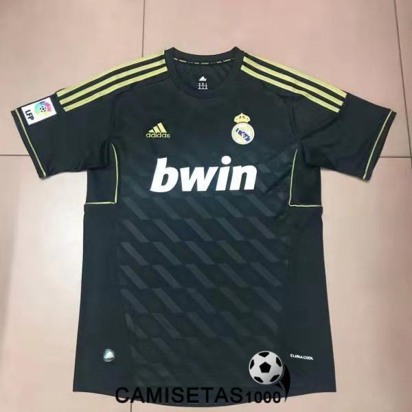 camiseta segunda real madrid retro 2011-2012