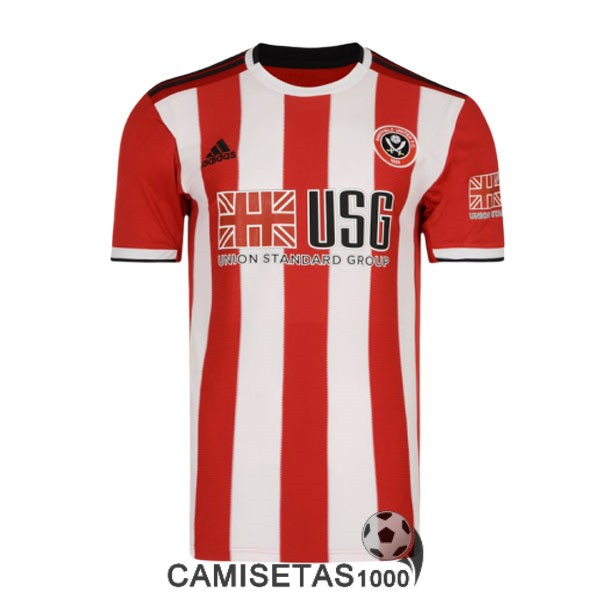 camiseta sheffield united primera 2019-2020