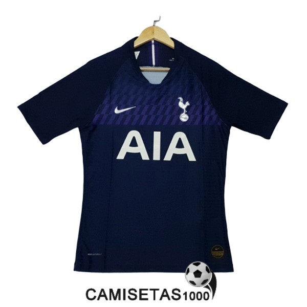 camiseta tottenham segunda version player 2019-2020