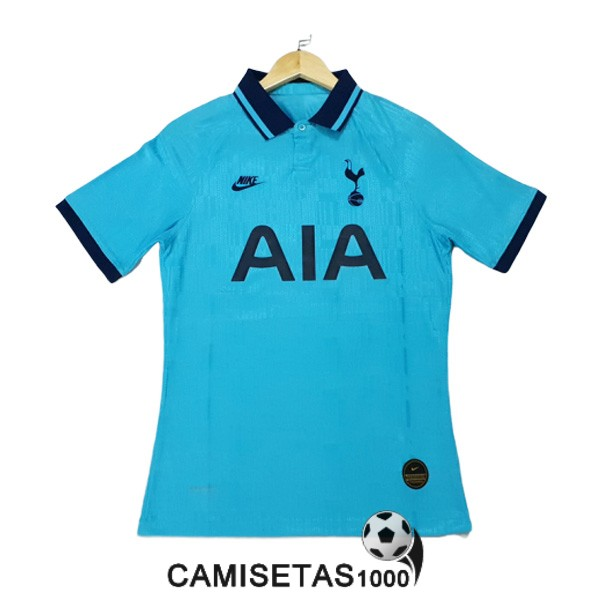 camiseta tottenham tercera version player 2019-2020