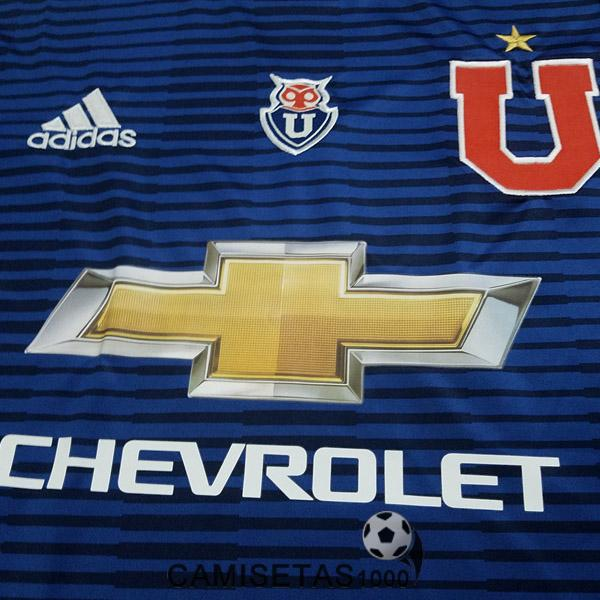camiseta universidad de chile primera 2017 2018