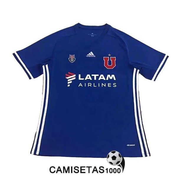 camiseta universidad de chile primera 2018 2019