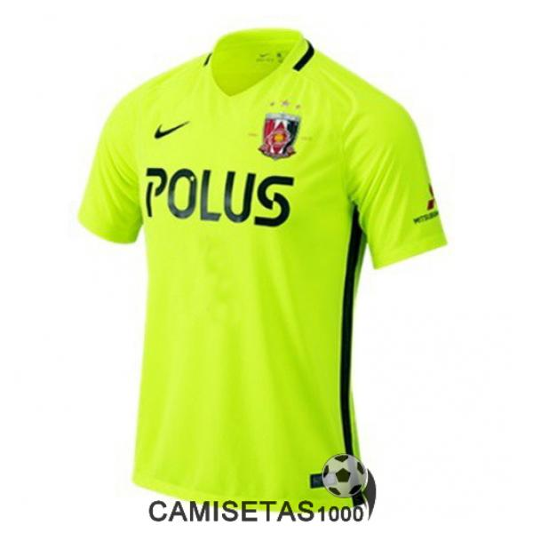 camiseta urawa red diamonds segund 2017 2018