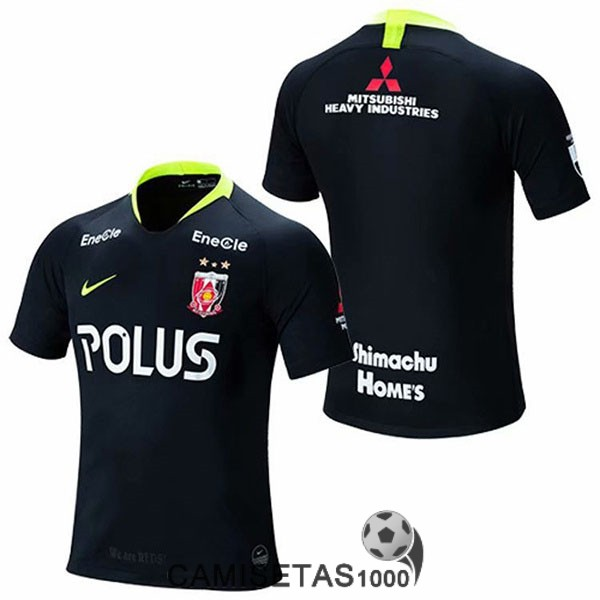 camiseta urawa red diamonds segunda 2019-2020