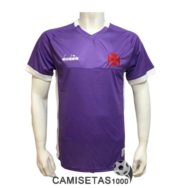 camiseta vasco da gama purpura 2019-2020