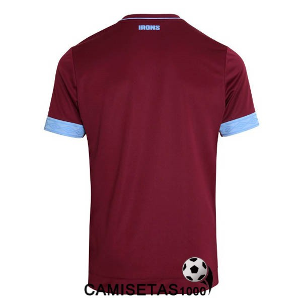 camiseta west ham united primera 2018 2019