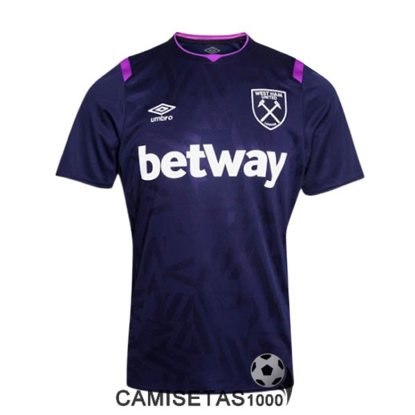 camiseta west ham united tercera 2019-2020