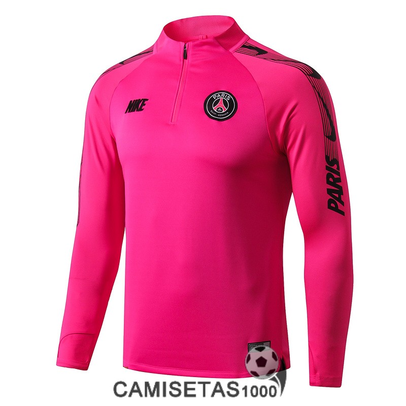 chandal psg 2019-2020 cremallera rosa<br /><span class=
