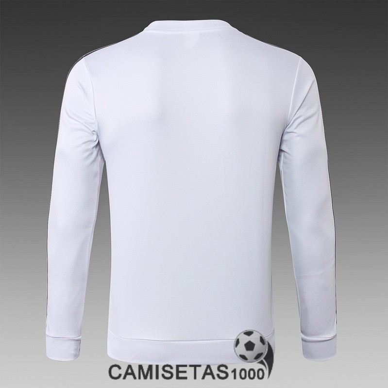 chandal real madrid 2018-2019 cuello redondo blanco<br /><span class=