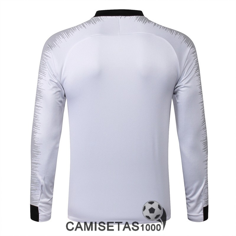 chaqueta as roma 2018-2019 blanco