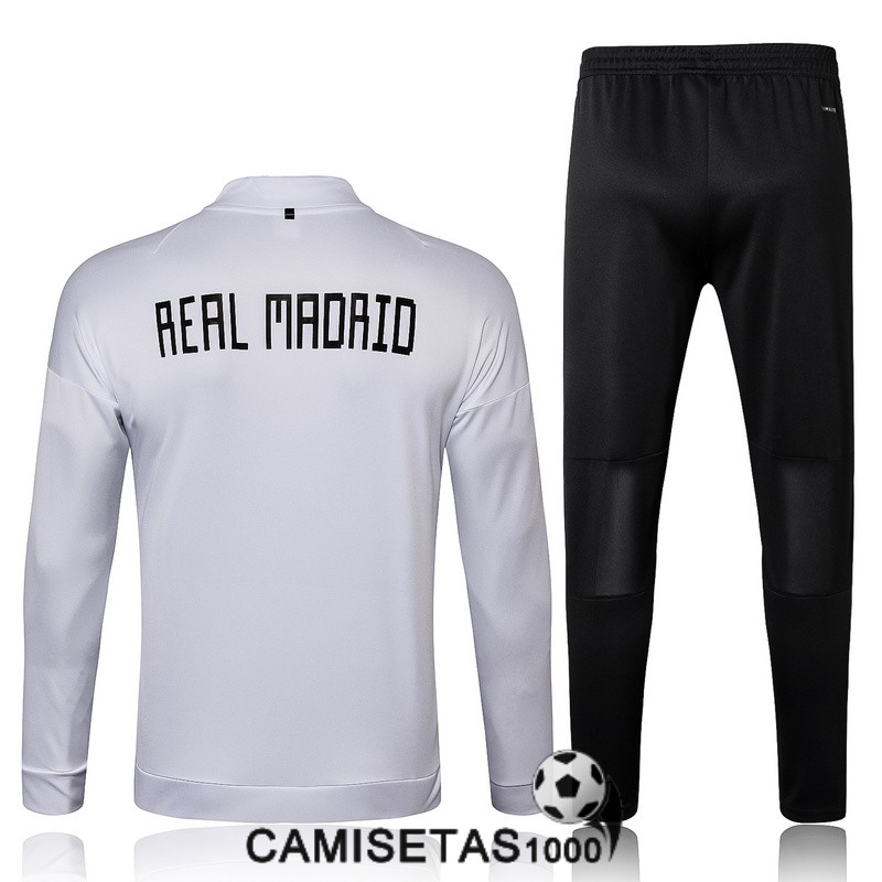 chaqueta real madrid 2018 2019 blanco