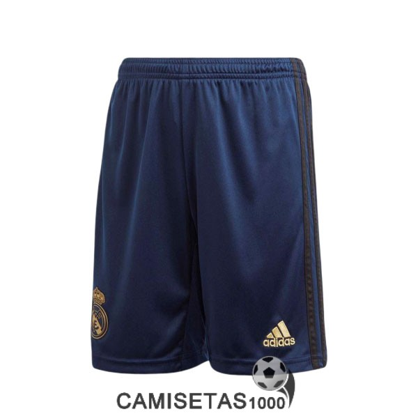 pantalones real madrid segunda 2019-2020