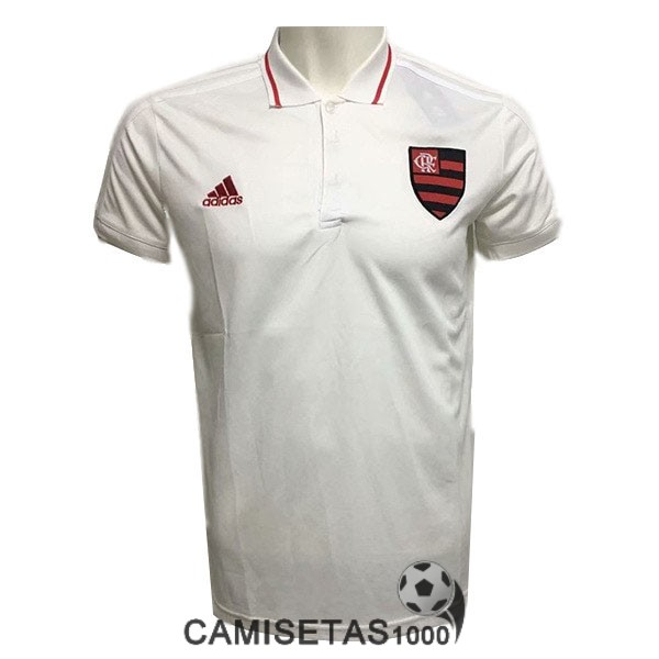 polo flamengo blanco 2019-2020 [camisetas1000-2019-5-21-12]