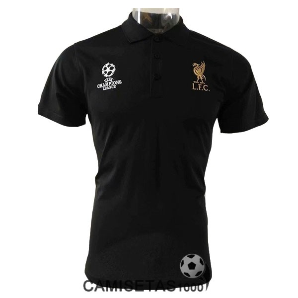polo liverpool champions league negro 2019-2020