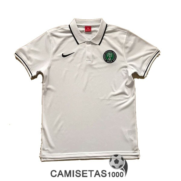 polo nigeria blanco 2019-2020