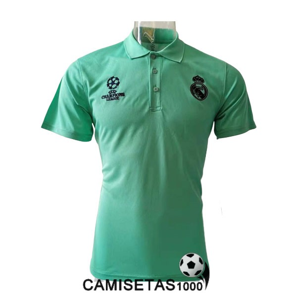 polo real madrid champions league verde 2019-2020