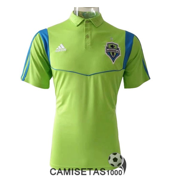 polo seattle sounders verde azul 2019-2020